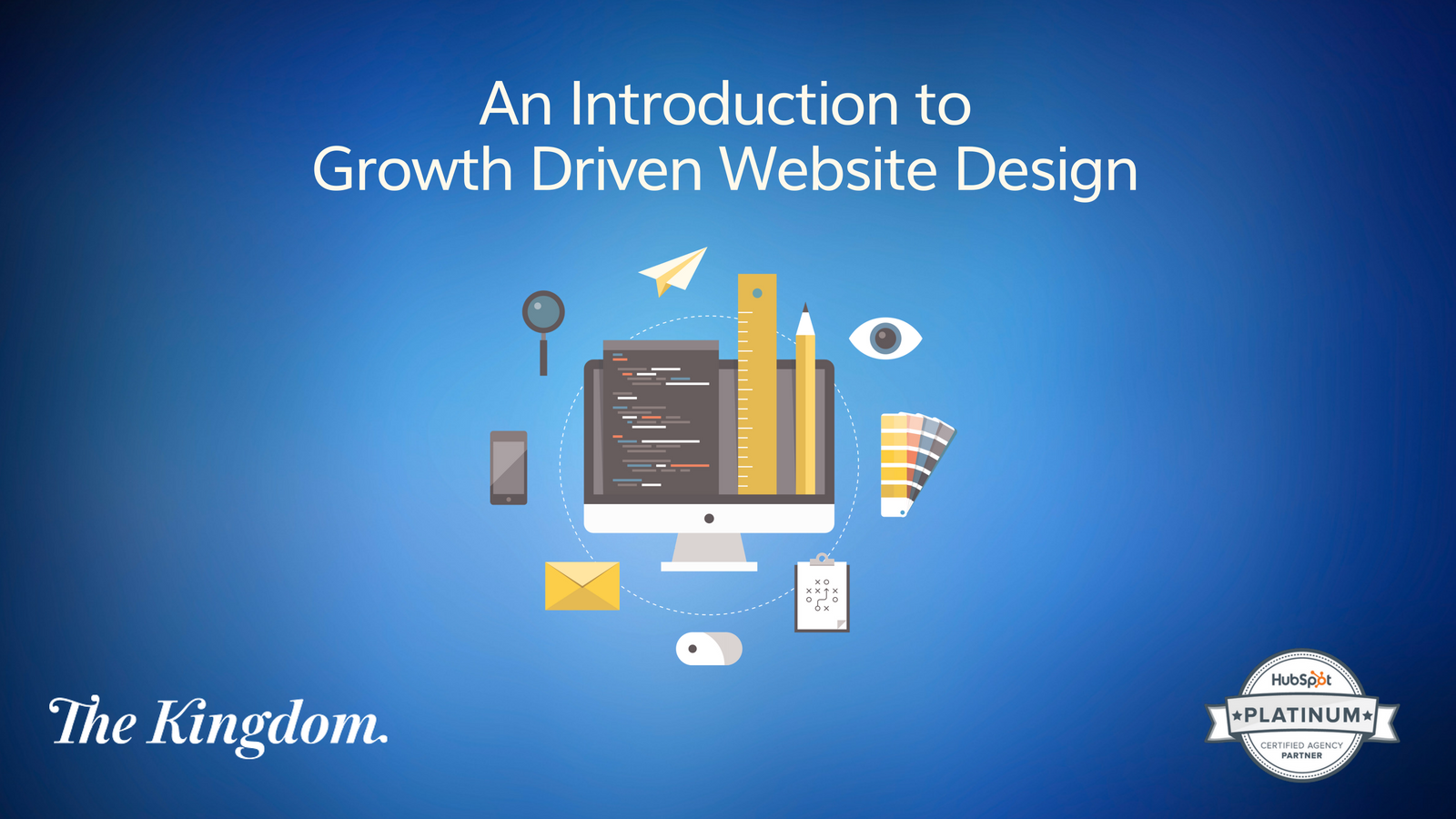 Growth Driven Design Website by The Kingdom