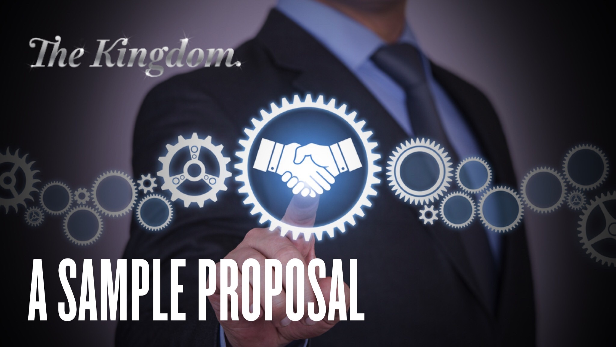 The Kingdom HubSpot proposal
