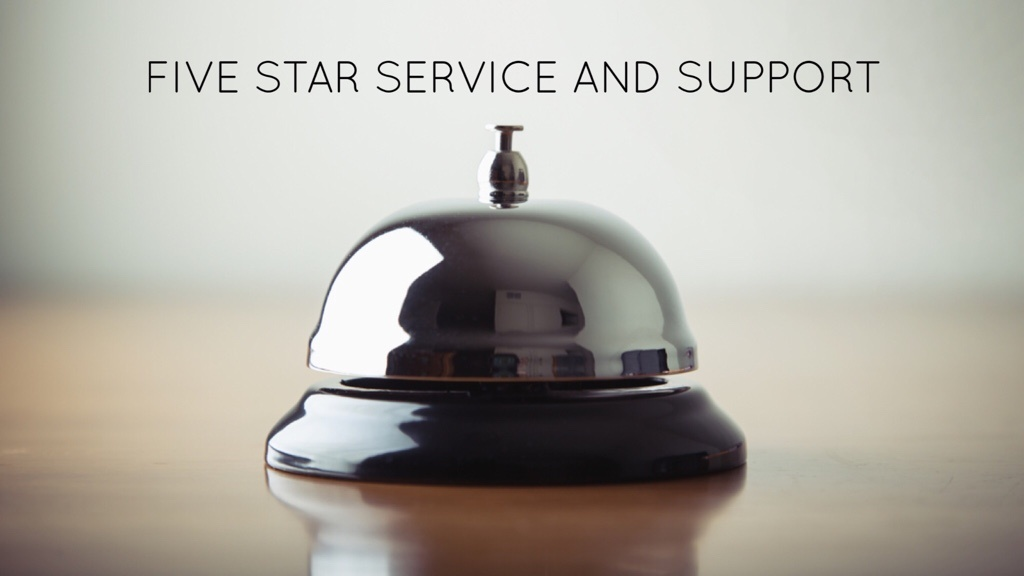 The Kingdom Services and Support