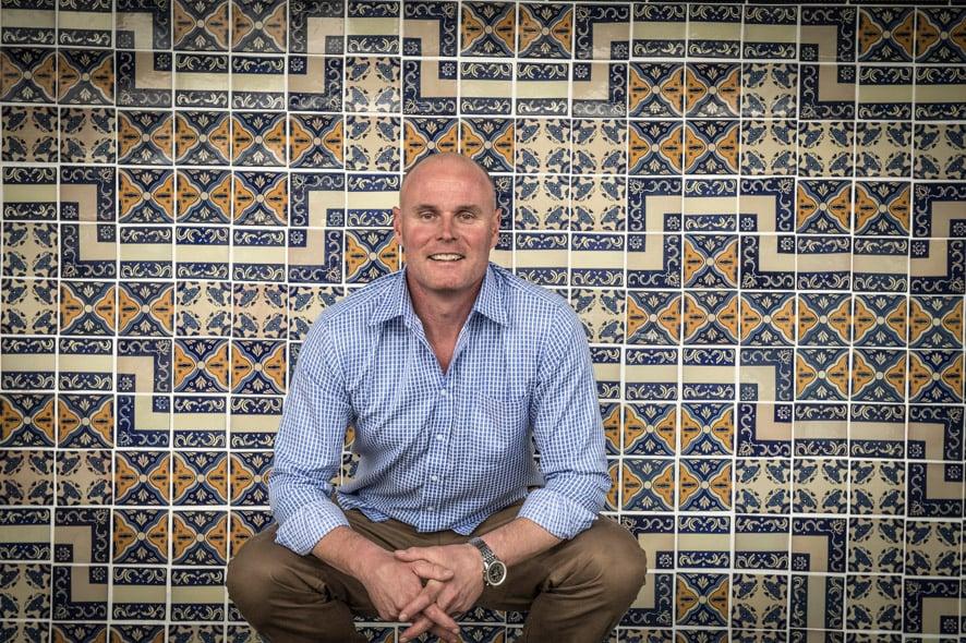 The Kingdom Managing Director Adam Steinhardt