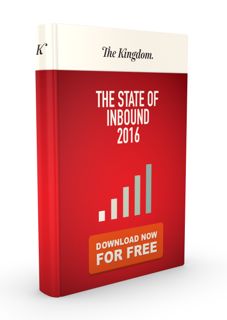 State of Inbound 2016 Report