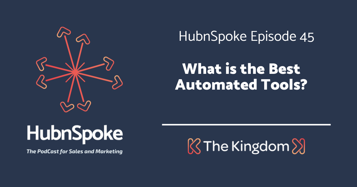The Kingdom - What is the best automated tools
