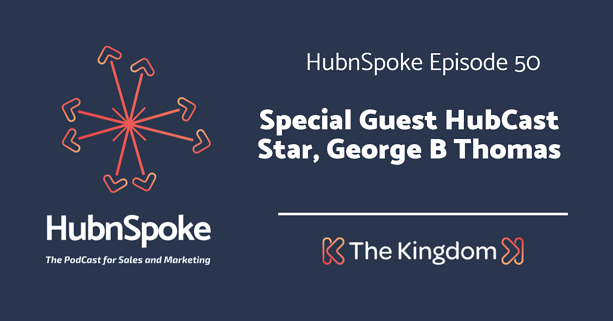 The Kingdom - Special Guest George B Thomas