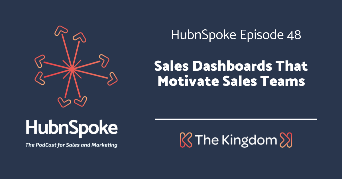 The Kingdom - Sales Dashboard that motivates Sales Teams