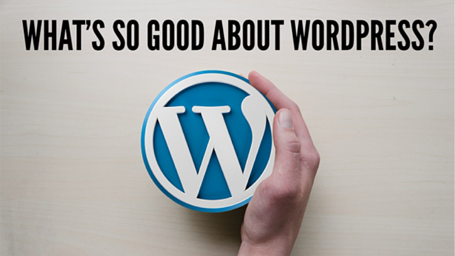 What's so Good About WordPress?