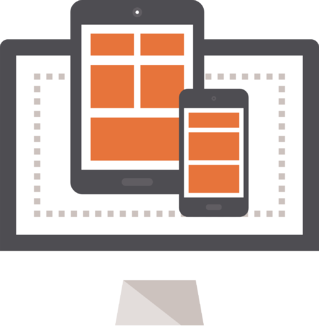 responsive-website icon