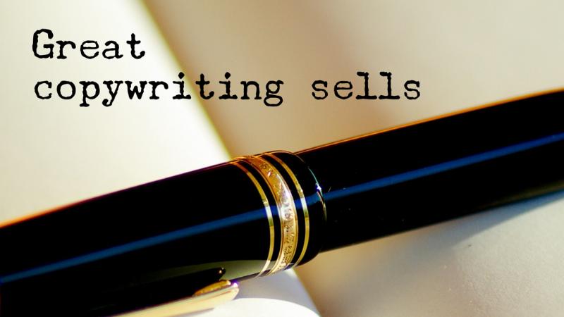 Great Copywriting Sells