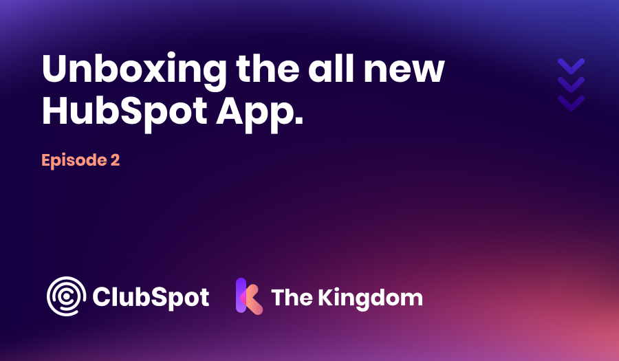 ClubSpot The Kingdom Episode 2