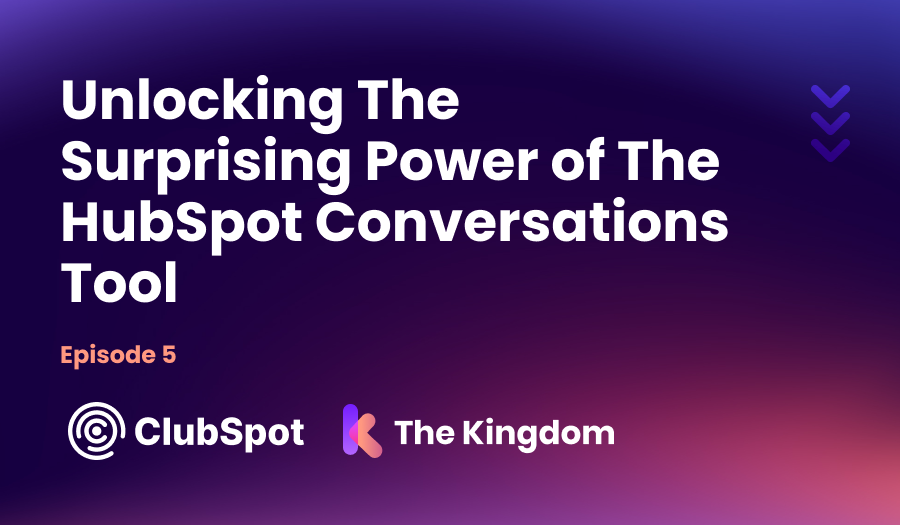 The Kingdom ClubSpot Episode 5