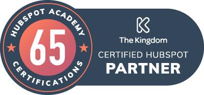HubSpot Academy Certifications 65