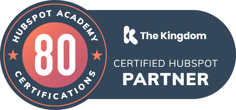 HubSpot Academy Certifications 80
